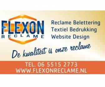 Flexon Reclame