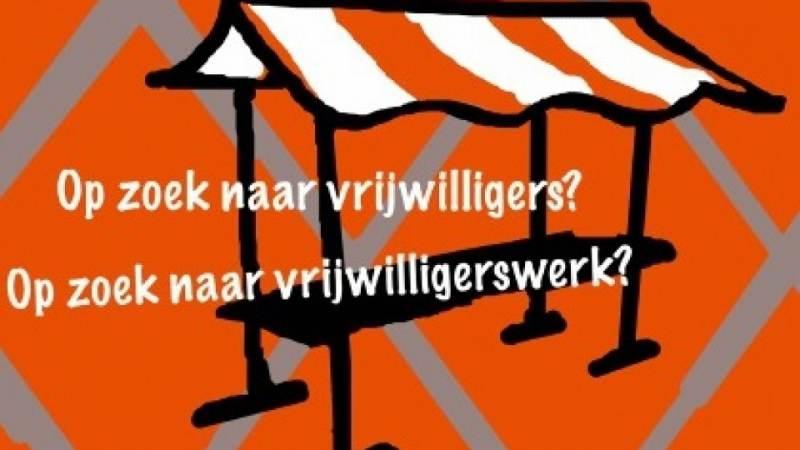 Vrijwilligersmarkt in Westvoorne