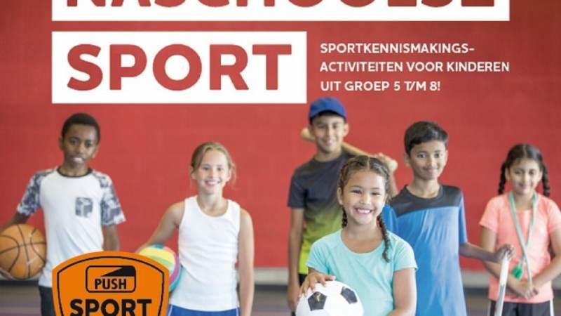 Naschoolse sportactiviteiten
