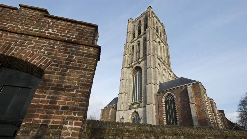 Carillon st. Catharijnekerktoren buiten gebruik