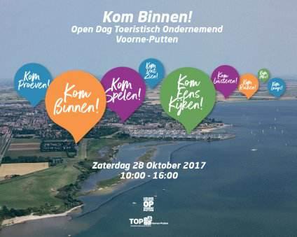Open Dag Toerisme Voorne-Putten: Kom Binnen!