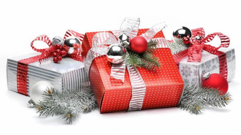 Inzamelen kerstpakketten voor minder bedeelden