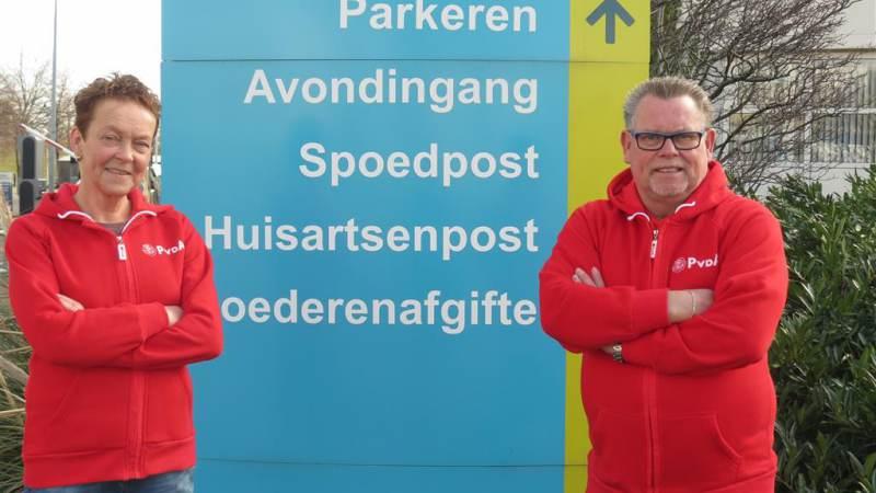 Aandacht in Den Haag voor Spoedzorg V-P