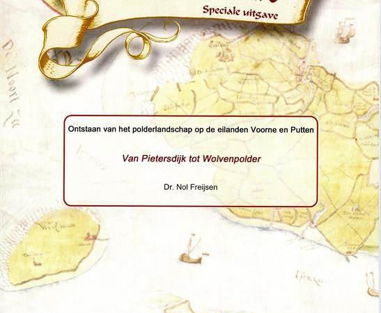 Derde druk 'Van Pietersdijk tot Wolvenpolder'