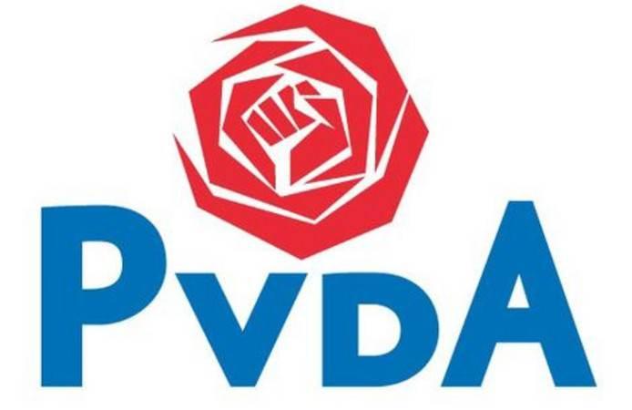 PvdA op bezoek in de Brielse wijk Rugge