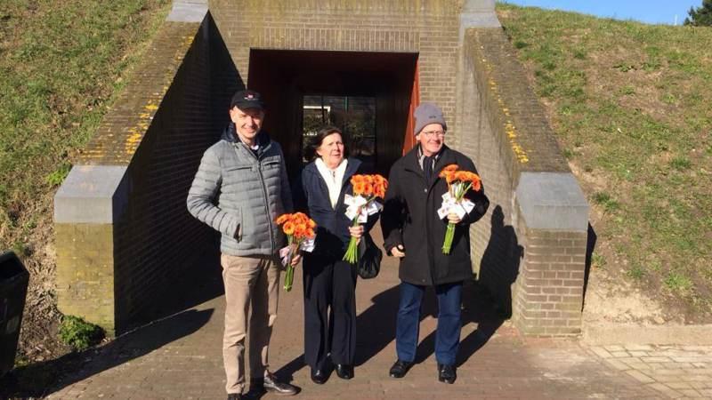 Geslaagde Valentijnsactie VVD Brielle