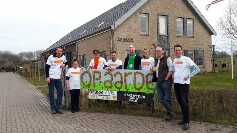 CDA Brielle doet mee met Nldoet actie