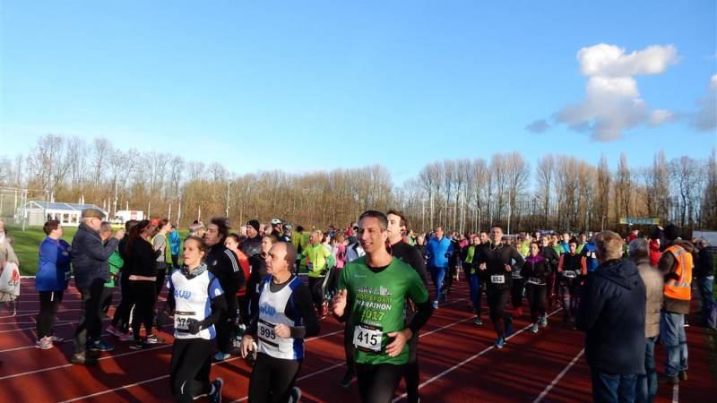 Inschrijving Spijkenisse SPARK marathon geopend!