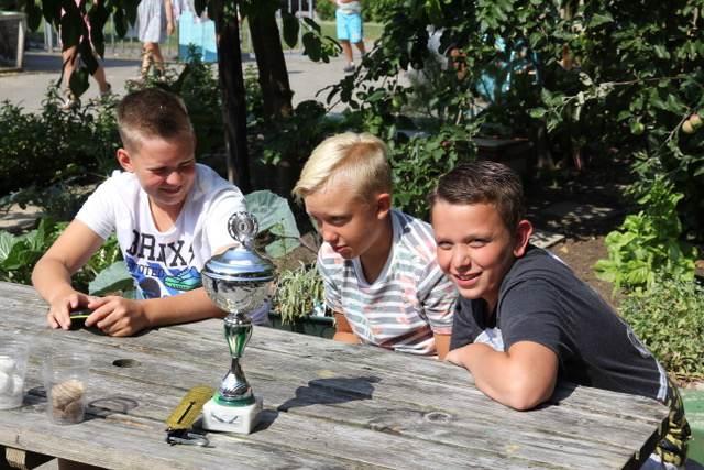 Geervliet wint pieperpootbokaal met megaoogst