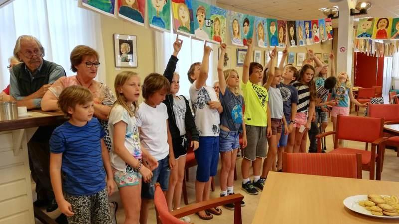 Infirmerie toont zelfportretten Brielse leerlingen