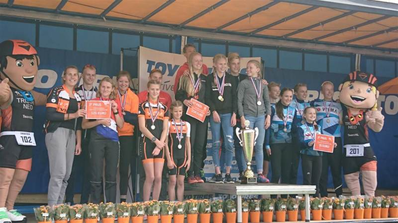 TVS'90 Jeugd en Junioren 2e verenigingsteam
