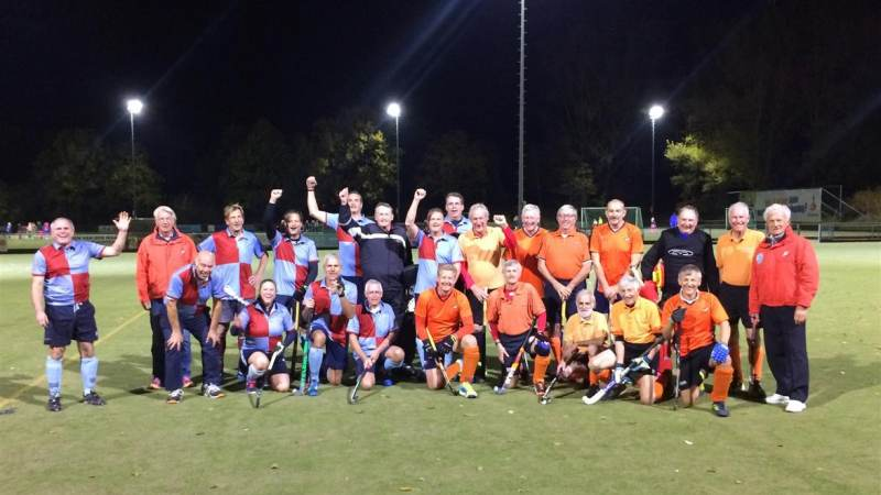 Internationaal Veteranen hockey toernooi