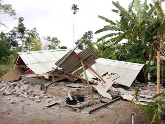 Benefietavond voor slachtoffers Lombok