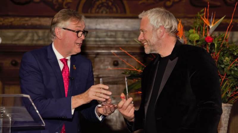 Van Neeltje winnaar Ondernemersprijs Brielle 2018