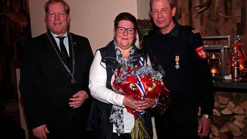 Koninklijke onderscheiding voor dhr. J.W. Heijndijk