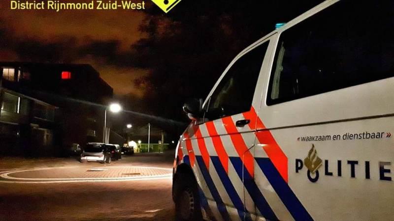 Aanhouding na slaan politieagent en verpleegkundige
