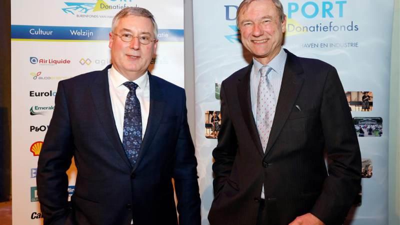 Nieuwe voorzitter DeltaPORT Donatiefonds