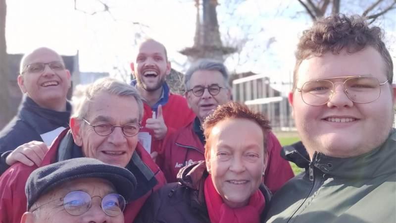 PvdA doet buurtonderzoek in de Molenwei