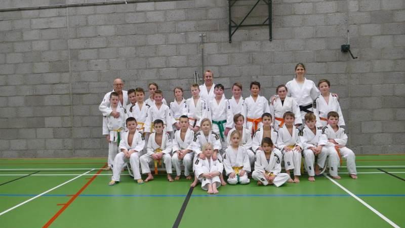 Uitwisseling Team Kooistee en Judovereniging Ichikan