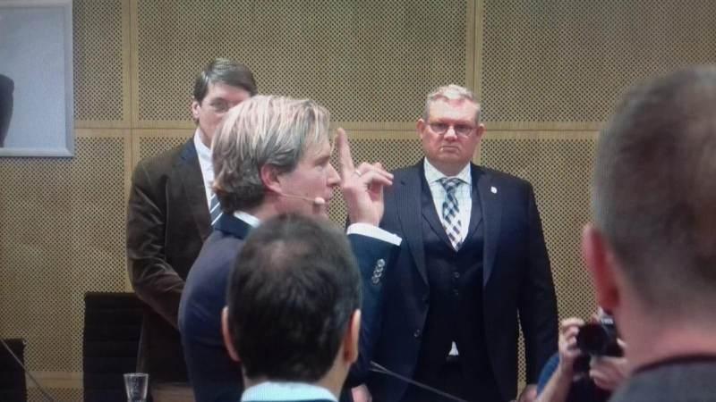 Nieuwe burgemeester Nissewaard geïnstalleerd