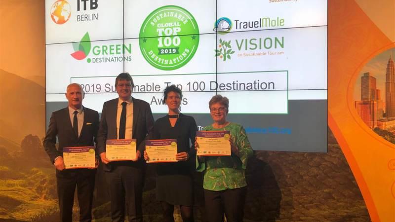 Westvoorne beste duurzame natuurbestemming