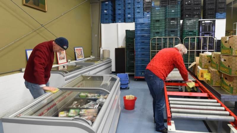 Voedselbank schoon het voorjaar in door NLdoet