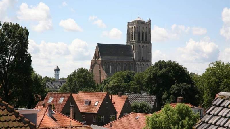 Uitvoering onderzoek Sint Catharijnekerktoren