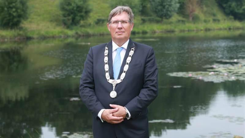 Burgemeester Rensen te gast bij LINQ
