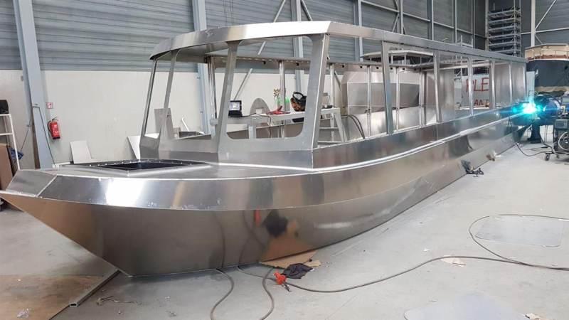 Prijsvraag naam Fluisterboot Voorne-Putten