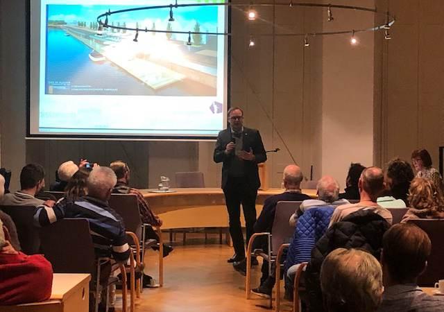 Uitvoeringsprogramma Binnenstad- en havenvisie