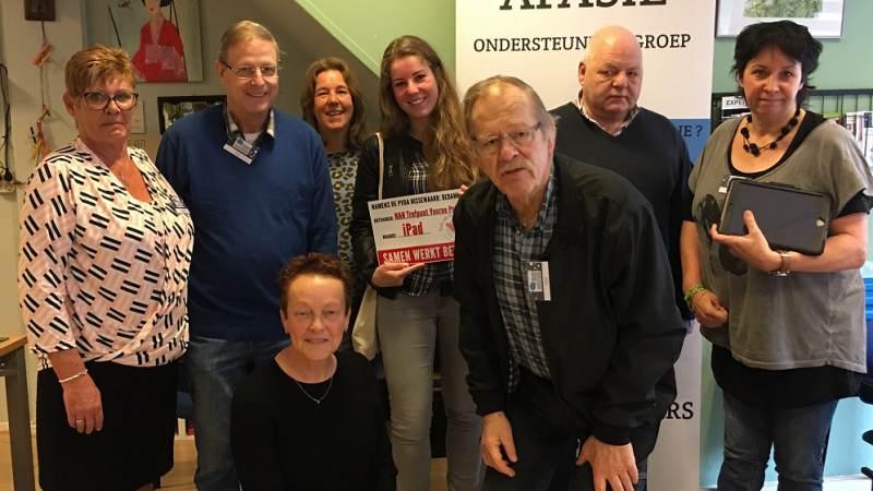 PvdA reikt Pluim uit aan NAH Trefpunt