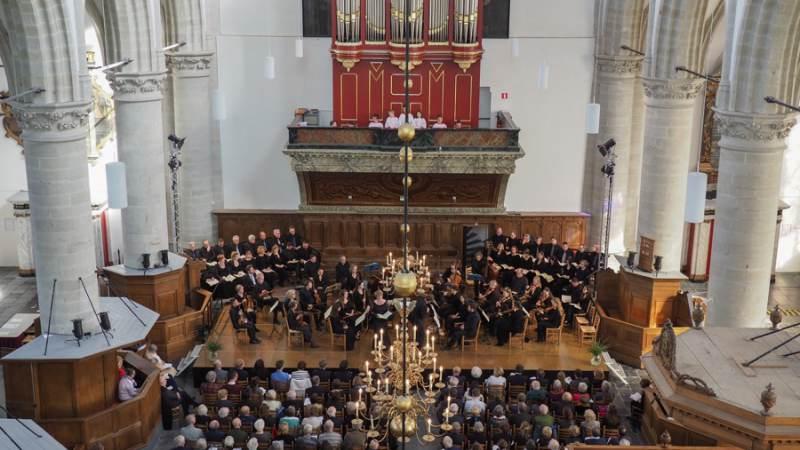 Laatste kaarten Matthäus Passion in Catharijnekerk