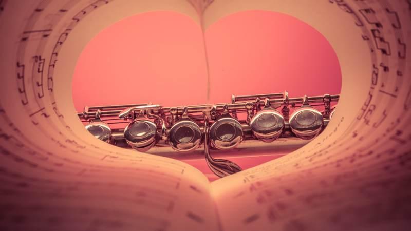 Fluitmuziek van Mozart
