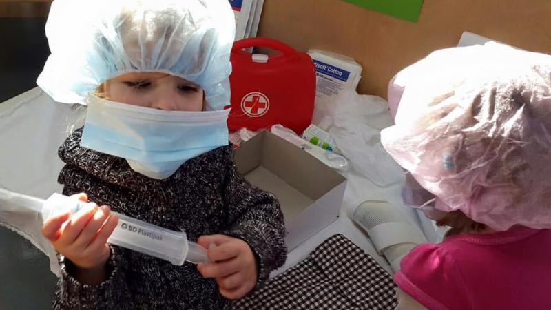 Mazelen beleid Stichting Kinderopvang Nissewaard