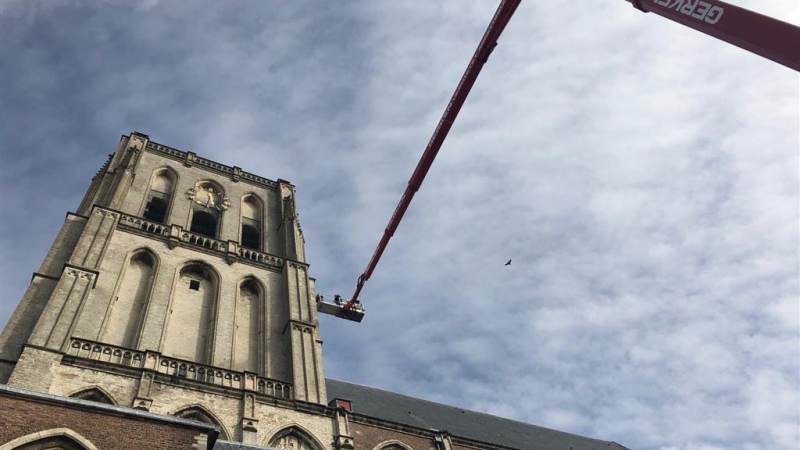 Sint-Catharijnetoren open voor publiek