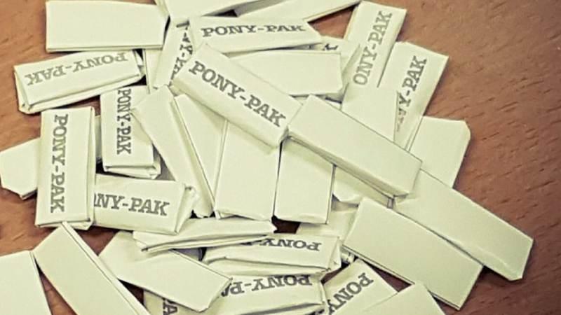 Geen paaseieren maar 150 ponypaks met drugs