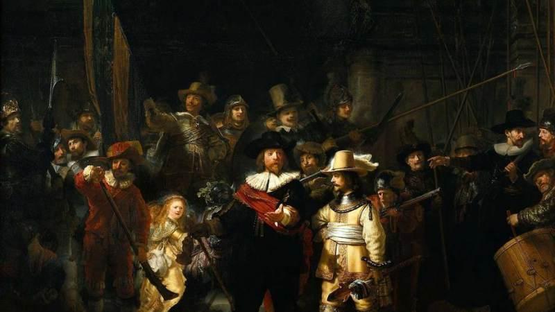 Lezing Rembrandt & Saskia