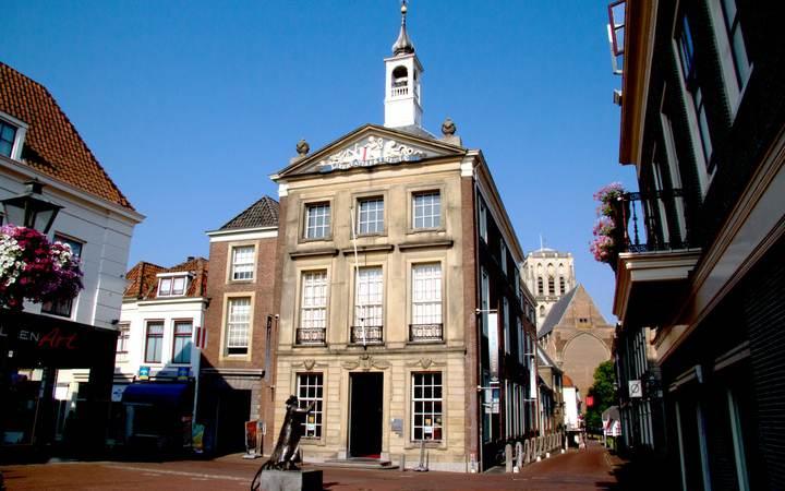 Tijdelijke sluiting Historisch Museum den Briel