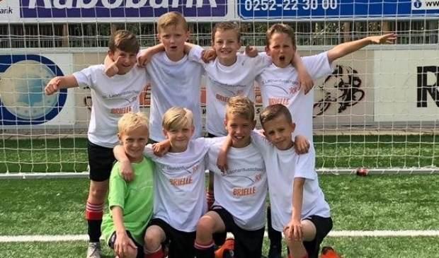 Voetballers St. Leonardusschool naar KNVB finale!