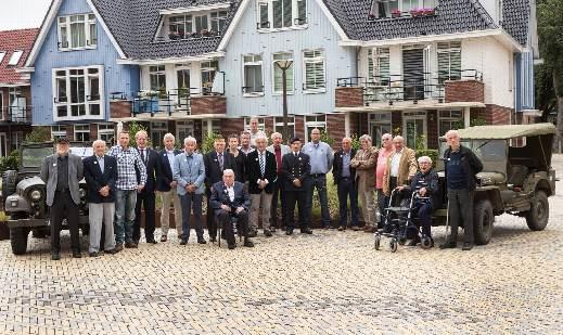 Westvoorne eert veteranen op veteranendag