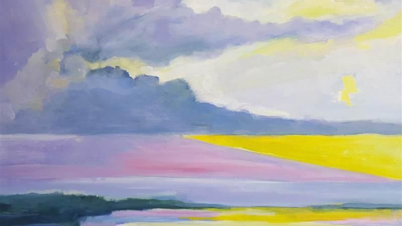 Wolkenluchten schilderen