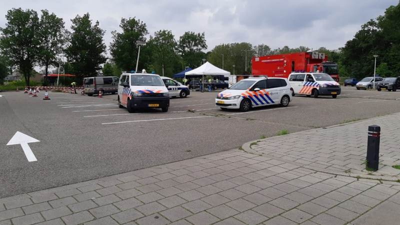 Verkeers/ondermijningscontrole in Spijkenisse