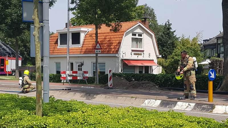 Groot gaslek G.J van den Boogerdweg