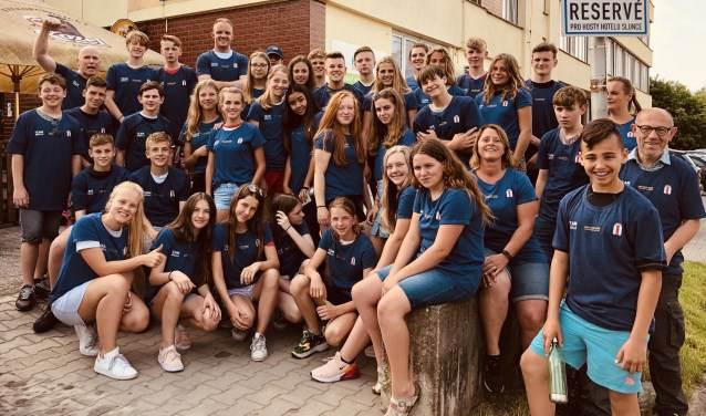 Brielse scholen in actie in Havlíckuv Brod