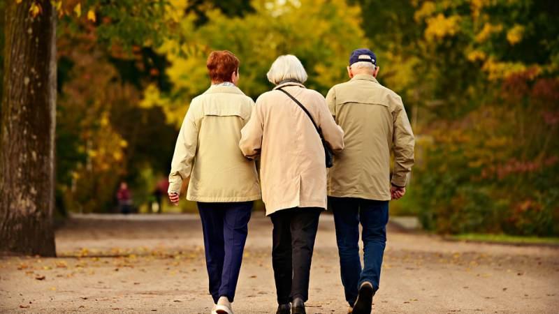 Samen wandelen