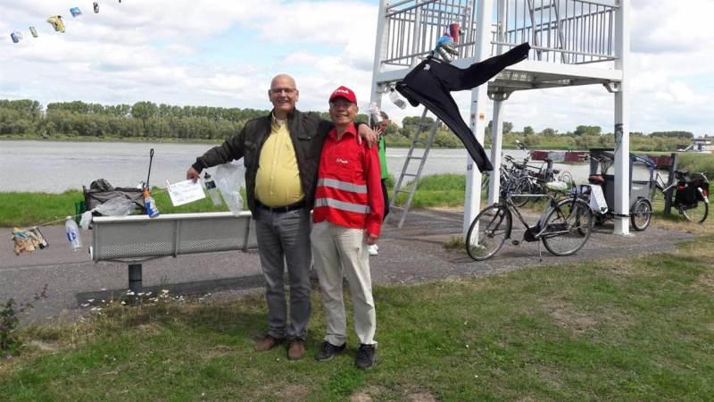 PvdA Nissewaard plogt mee op Vliegerfestival