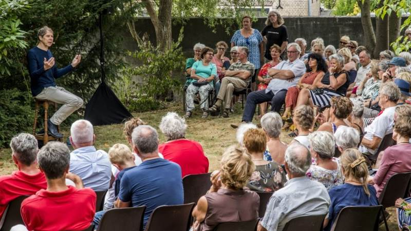 Twaalfde editie Vertelfestival in Brielle
