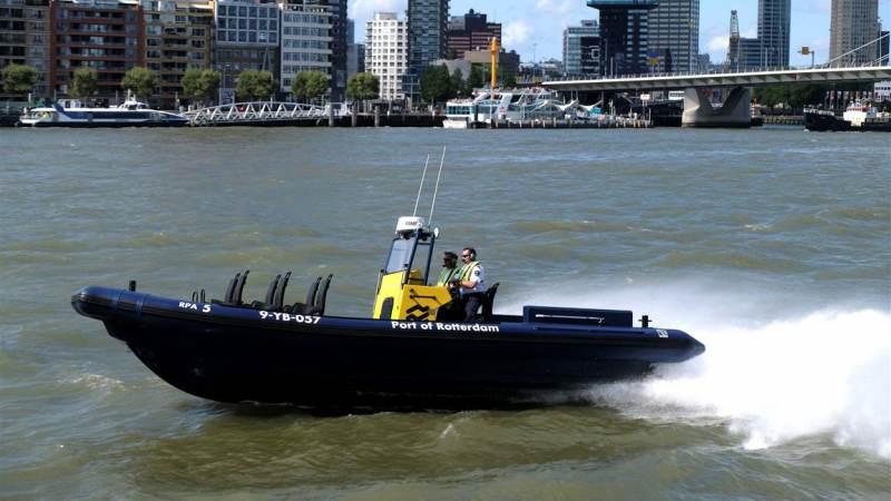 Havenbedrijf Rotterdam neemt RPA 5 in gebruik