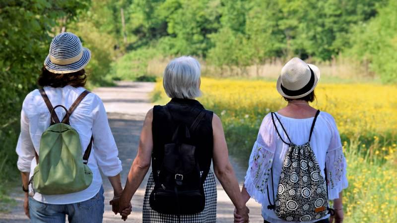 Wandel mee met Alzheimer Nederland