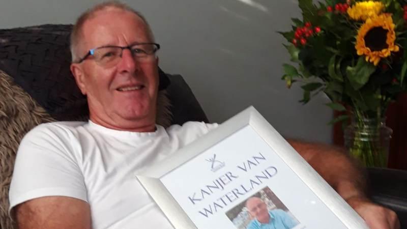 Leo Verweij benoemd tot Kanjer van Waterland!